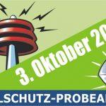 03. Oktober 2020 Zivilschutz-Probealarm!