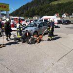 Verkehrsunfall – PKW gegen Moped   08.09.2020