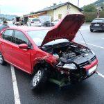 Verkehrsunfall B121 | 17.10.2020