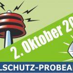 02. Oktober 2021 Zivilschutz-Probealarm!